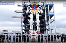 [Video] Nhật Bản ra mắt robot siêu khổng lồ, cao bằng tòa nhà 6 tầng