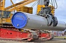 Mỹ hối thúc EU ngừng dự án khí đốt Dòng chảy phương Bắc 2 với Nga