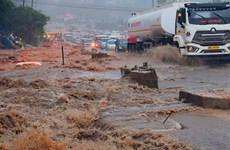 Lũ lụt tại Thái Lan và Ấn Độ gây thiệt hại lớn, nhiều người thiệt mạng