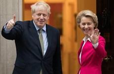 Lãnh đạo EU và Anh điện đàm, thỏa thuận hậu Brexit vẫn bế tắc