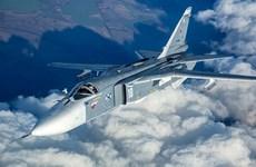 Nga: Hạm đội Baltic thực hiện bay chỉ huy cho năm huấn luyện mới