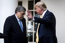Tổng thống Donald Trump xem xét khả năng cách chức Bộ trưởng Tư pháp