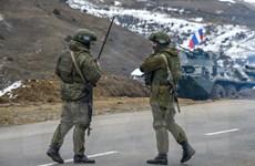 Nga, Azerbaijan thúc đẩy việc thực thi thỏa thuận giải quyết xung đột