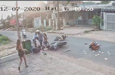 [Audio] Tình trạng báo động về thói côn đồ sau va chạm giao thông