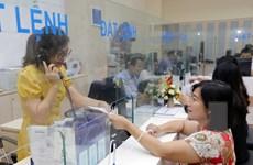 Dòng tiền mạnh, VN-Index tăng vọt hơn 18 điểm trong phiên đầu tuần