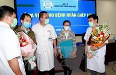 Bệnh nhân ghép tim xuyên Việt tại Huế xuất viện sau chưa tới 2 tuần
