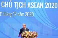 Năm 2020 ASEAN đoàn kết và chủ động vượt qua thách thức
