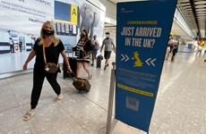 Các hãng hàng không lo ngại bị phạt nặng nếu Brexit không thỏa thuận