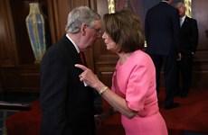 Mỹ: Đàm phán giữa lưỡng đảng về gói cứu trợ COVID-19 đạt tiến triển