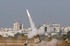 Israel thử nghiệm thành công hệ thống phòng thủ tên lửa đa tầm