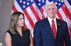 Phó Tổng thống Mỹ Mike Pence và phu nhân sẽ tiêm vắcxin ngừa COVID-19