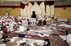 Afghanistan: Nổ lớn tại sự kiện tôn giáo, hàng chục người thương vong