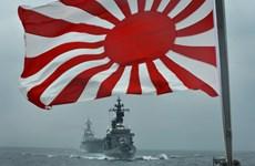 Nhật Bản phát triển tàu hải quân trang bị tên lửa đánh chặn Aegis