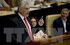 Chủ tịch Cuba đề cao chống COVID-19 và lạc quan về triển vọng kinh tế