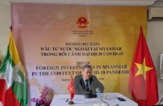 Thúc đẩy cơ hội kinh doanh của doanh nghiệp Việt Nam tại Myanmar
