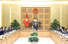 Thủ tướng làm việc với các địa phương về phát triển kinh tế, xã hội