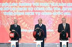 [Video] Thủ tướng Chính phủ dự hội nghị tổng kết ngành tòa án