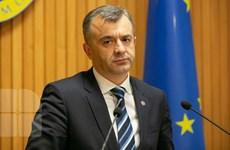 Hàng nghìn người biểu tình phản đối, Thủ tướng Moldova đệ đơn từ chức