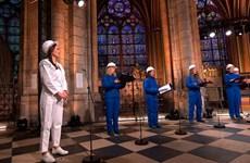 Đêm hòa nhạc đặc biệt mừng Giáng sinh tại Nhà thờ Đức Bà Paris