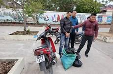 Quảng Ninh: Tạm giữ đối tượng tự sản xuất pháo tại nhà