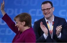 Vượt bà Merkel, Bộ trưởng Y tế Đức là chính trị gia được yêu quý nhất