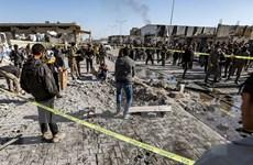 Đánh bom xe bên ngoài căn cứ quân sự của Nga tại Đông Bắc Syria