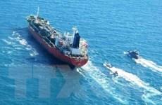 Truyền thông Iran: IRGC bắt giữ một tàu chở dầu treo cờ Hàn Quốc