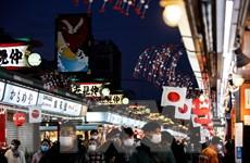 """""""Sóng"""" COVID-19 """"cuốn trôi"""" hy vọng hồi phục của kinh tế Nhật Bản"""