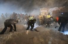 Lở tuyết ở Bắc Cực của Nga, 3 người trong cùng gia đình thiệt mạng