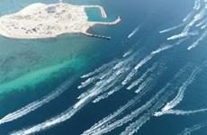 Iran phô diễn sức mạnh hải quân trước kỷ niệm ngày bắt tàu chiến Mỹ
