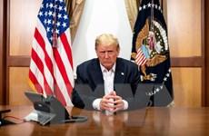 Mỹ: Tổng thống Donald Trump sẽ đối mặt với cuộc luận tội lần thứ hai