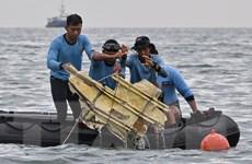 Indonesia: Máy bay Sriwijaya Air có thể đã nứt vỡ khi rơi xuống biển