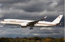 Khám phá chuyên cơ mới của Đức với khả năng bay nửa vòng Trái Đất