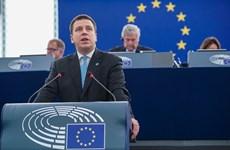 Thủ tướng Estonia Juri Ratas nộp đơn từ chức vì bê bối tham nhũng