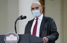 Cố vấn trưởng chương trình phát triển vắcxin COVID-19 của Mỹ từ chức