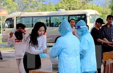 Việt Nam thêm 5 ca mắc mới COVID-19, được cách ly ngay khi nhập cảnh