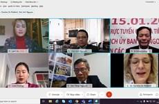 Ủy ban Đối ngoại Quốc hội Đức chủ trì Hội thảo trực tuyến về Biển Đông