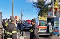 Italy: Rò rỉ khí carbon monoxide ở viện dưỡng lão, 5 người thiệt mạng
