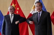 Trung Quốc hứa tặng Philippines 500.000 liều vắcxin ngừa COVID-19
