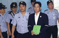Người thừa kế Tập đoàn Samsung Lee Jae-yong bị kết án 2,5 năm tù giam