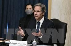 Thượng viện Mỹ thông qua đề cử tân Ngoại trưởng Antony Blinken