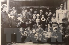 Ký ức người vinh dự được tặng hoa Bác Hồ khi Người về thăm Cao Bằng