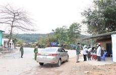 Lai Châu kích hoạt lại hệ thống chống dịch, yêu cầu khai báo y tế