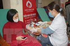 Nguy cơ thiếu máu điều trị do lượng người tham gia hiến giảm vì dịch