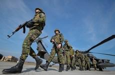 Mỹ tập trận chung với Romania, cam kết đảm bảo an ninh ở Biển Đen