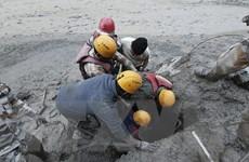 Phát hiện 10 thi thể trong vụ lũ quét do vỡ sông băng ở dãy Himalaya