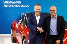 Volkswagen đầu tư 27 tỷ USD cùng Microsoft phát triển xe tự hành