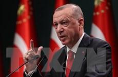Tổng thống Thổ Nhĩ Kỳ Erdogan muốn cải thiện quan hệ hợp tác với Mỹ