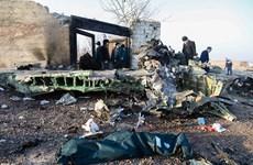 Iran khẳng định làm rõ nghi vấn liên quan vụ bắn rơi máy bay Ukraine
