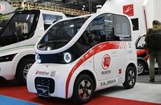 Nhật Bản: Idemitsu Kosan sản xuất đại trà ôtô điện siêu nhỏ từ 2022